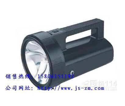 BW6100手提式防爆探照灯(氙气)