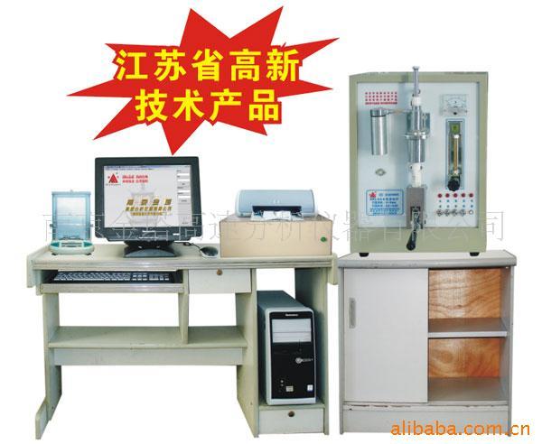 JTY-HW678型高频红外碳硫分析仪