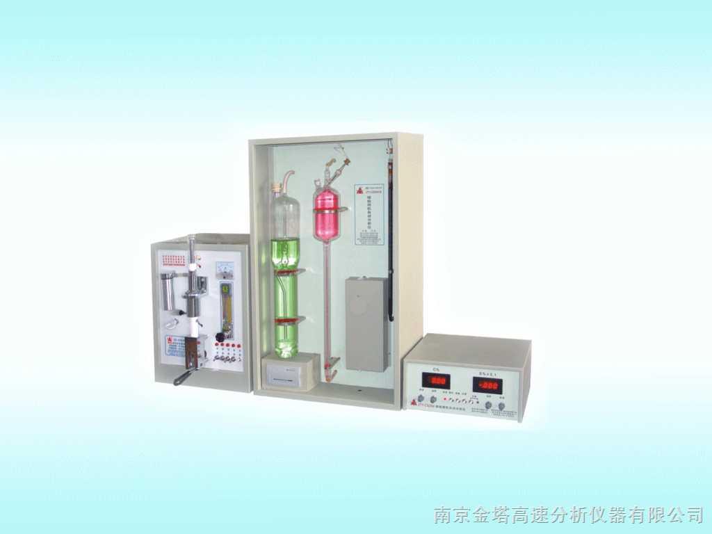 JTY-CS204型微机碳硫分析仪