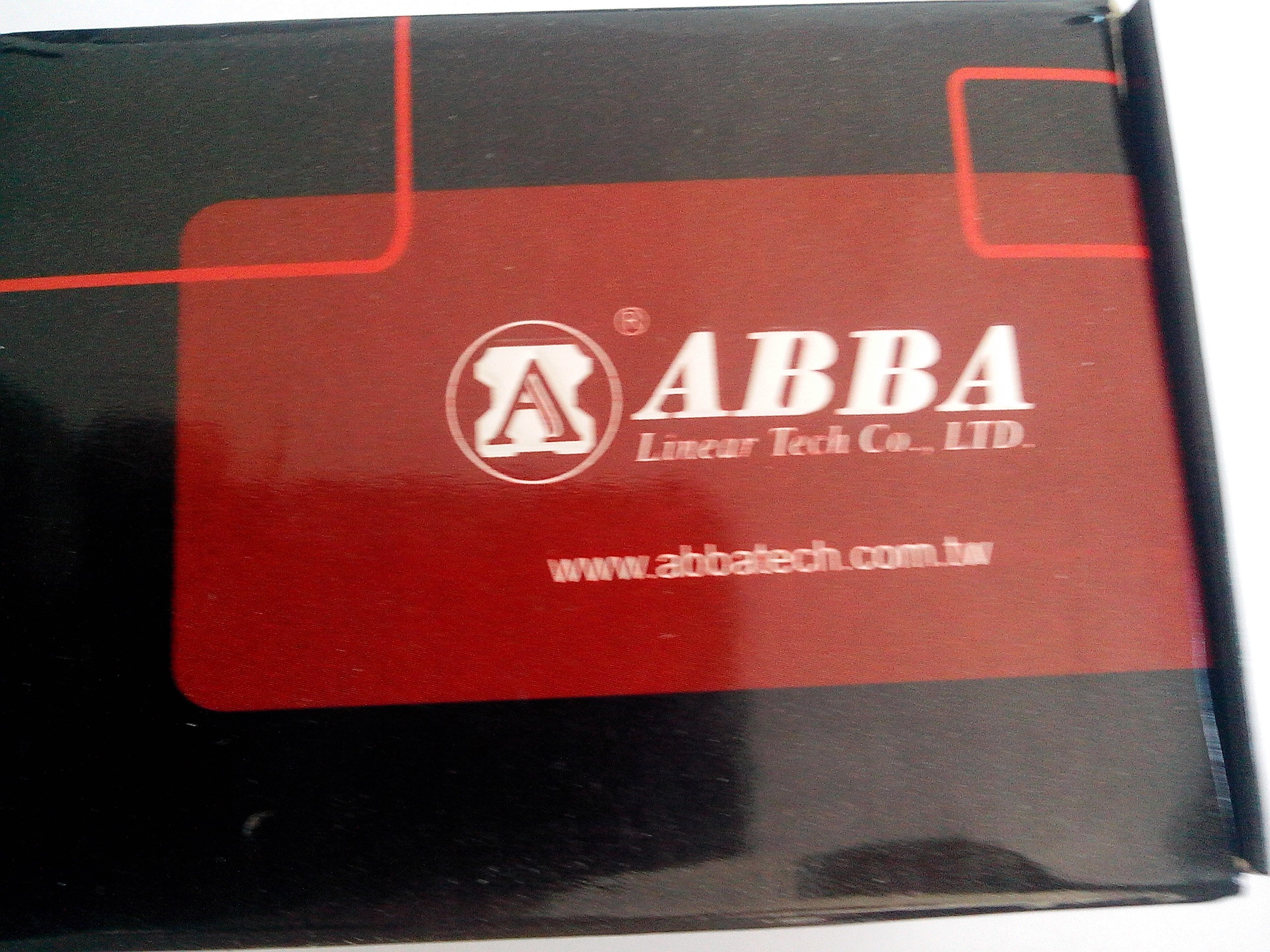 ABBA直线导轨滑块 BRH20B