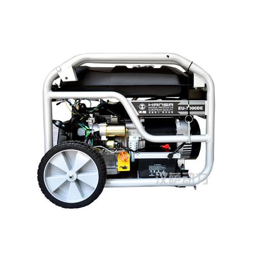 7kw汽油发电机多少钱