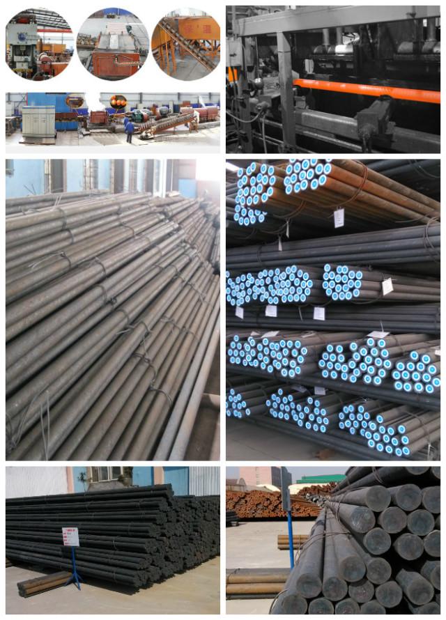 硅砂廠用超耐磨鋼棒