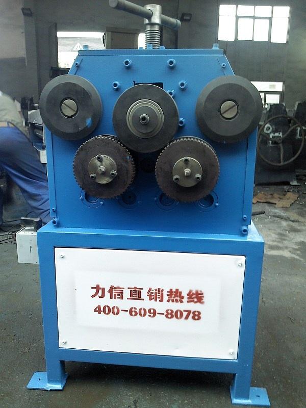 武威市电动角铁卷圆机型号及参数对比介绍