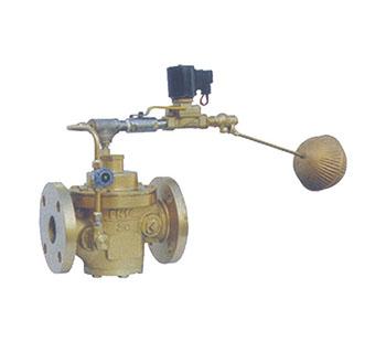 H142X-10T(Q)-D电动遥控浮球阀