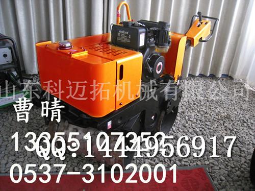 单钢轮压路机 小型手扶式压路机小型压路机