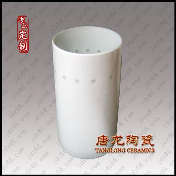 景德镇陶瓷厂家生产定做陶瓷茶杯 加字
