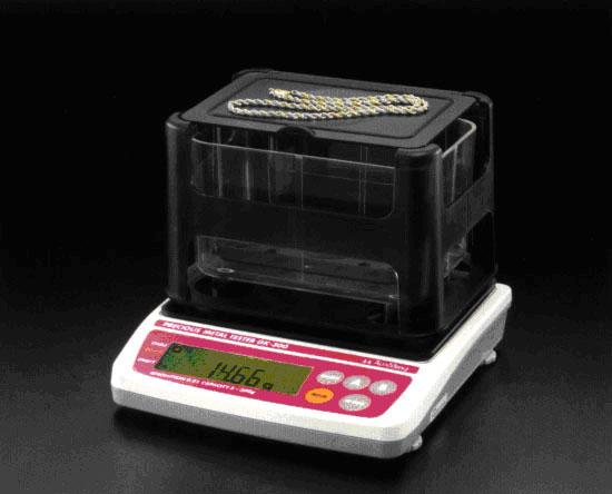 黄金纯度检测仪,测金仪GK-300
