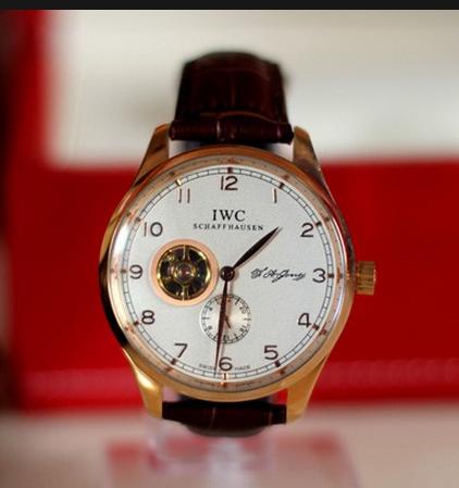 IWC万国新款 时尚商务进口机械男腕表