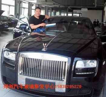 郑州修复汽车玻璃的大师人物