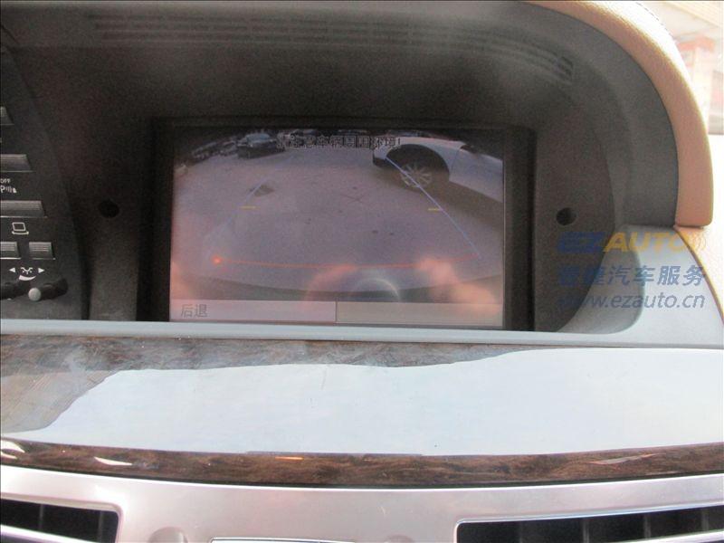 奔驰S升级凯立德导航倒车影像