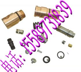 DZF.00B煤矿三用阀配件左阀筒右阀筒注油阀体