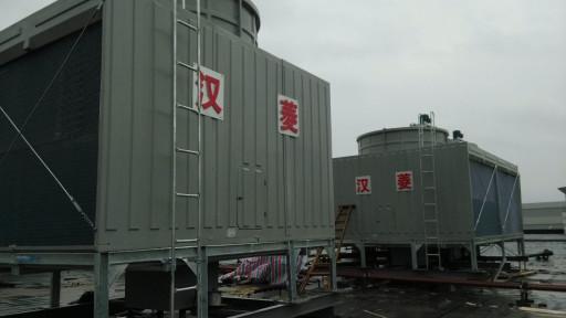 RT-100汉菱牌横流式方塔