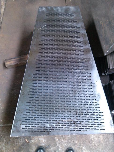 供应球磨机筛板冲孔网板