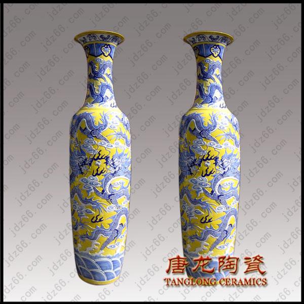 乔迁礼品、庆典礼品大花瓶瓷器大花瓶