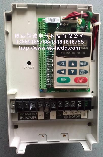 vfd-110b43a变频器维修