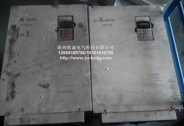 台达变频器vfd-b 55kw电源驱动板维修