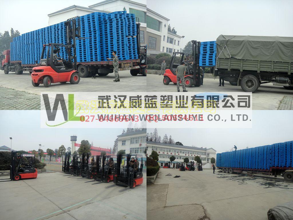 湖北武汉塑料托盘、塑料卡板、地台板