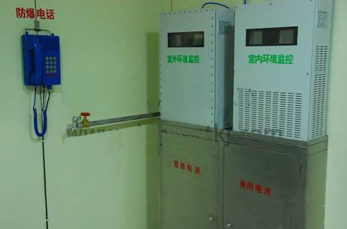 气体参数监测系统