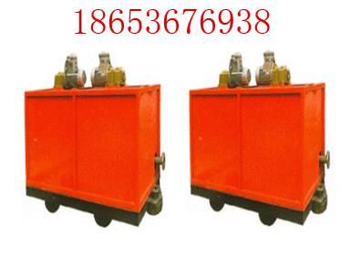 ZHJ80矿用移动式防灭火注浆装置