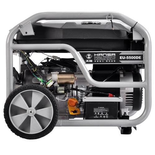 6.5千瓦汽油发电机多少钱