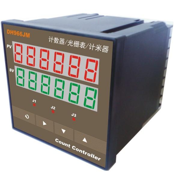 智能双数显计米器DH966JM