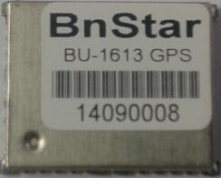 GPS卫星车载定位终端/UBlox定位模块/BU-1613