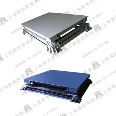上海高性能缓冲电子平板秤, 弹簧缓冲电子秤