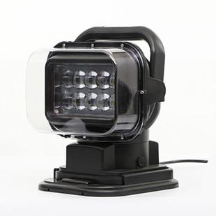 50W聚光工作灯 越野车移动照明灯