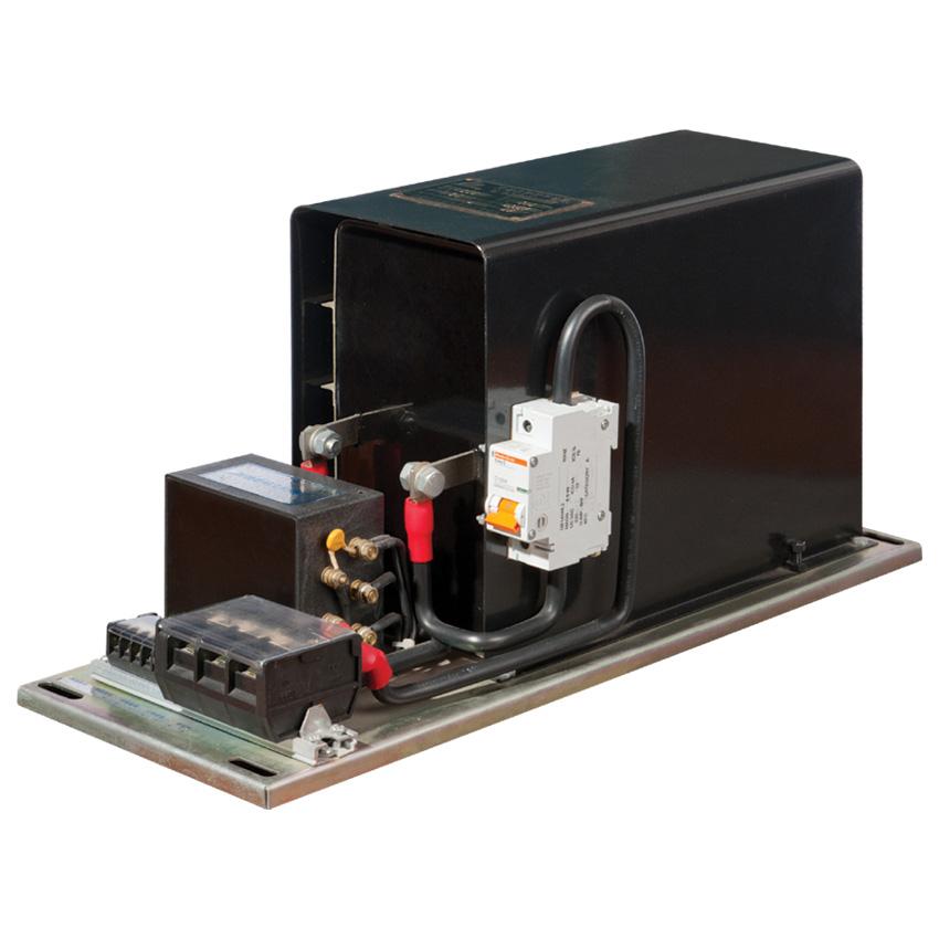 60A路灯节电器系统控制软件