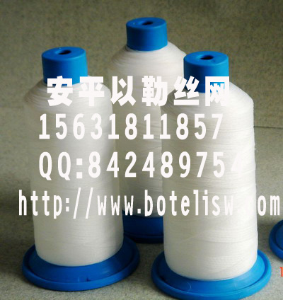 PTFE缝纫线_PTFE耐酸碱高温线厂家直销