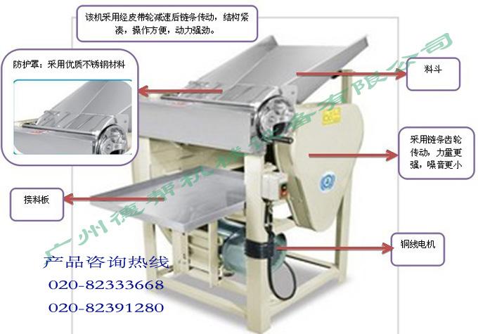 压面机器多少钱一台_小型压面机器价格