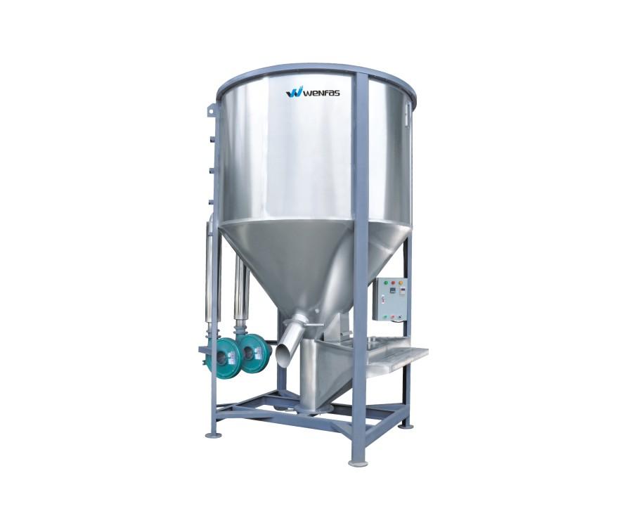 大型立式搅拌干燥机WHQR-500