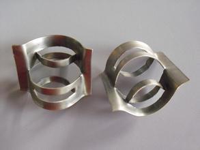 金属共轭环用于真空精馏塔处理热敏性易分解