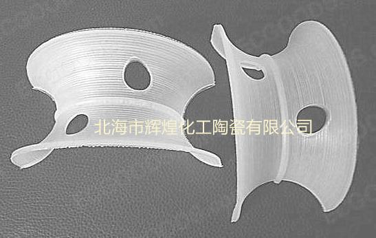 塑料矩鞍环鞍型填料