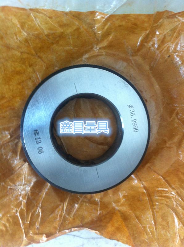 公制螺纹环规 梯形螺纹环规维护与保养