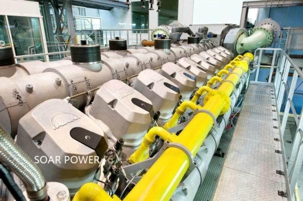 供应曼MAN燃气发电机组(2.2MW~20MW)