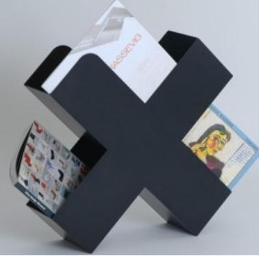 广东亚克力家具书架设计定制展示架批发价格