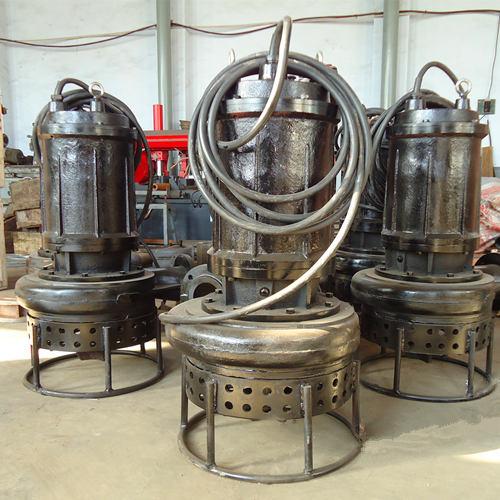 ZSQ潜水砂泵-浓度大、效率高、质量好