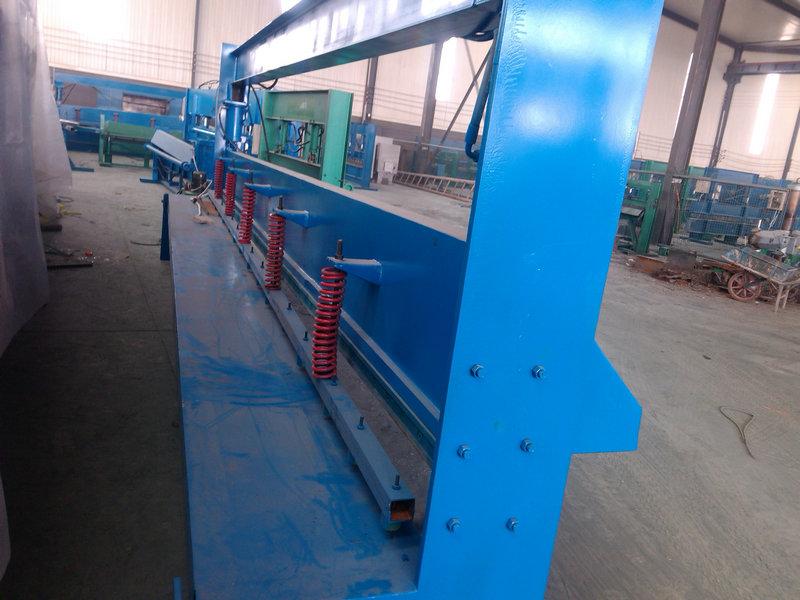 泊头市鑫源机械现货供应6米剪板机 折弯机