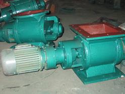 木器厂专用星型卸料器电动分格轮专业厂家