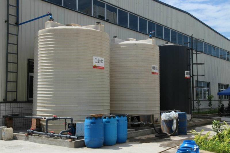 常州PE材质的储罐全塑化工储罐10立方水罐
