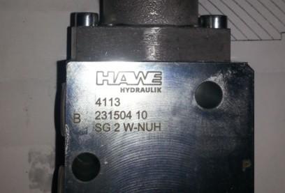 SG2W-NUH紧急刹车阀