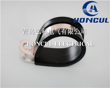 弘科电气橡胶减震卡箍