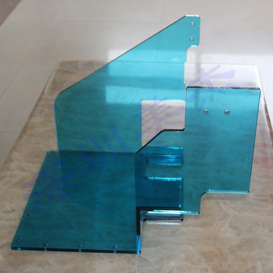机械防护罩 有机玻璃深圳宝安厂家定做