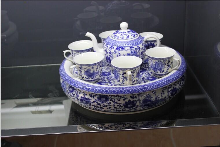 定做陶瓷茶具礼品茶具