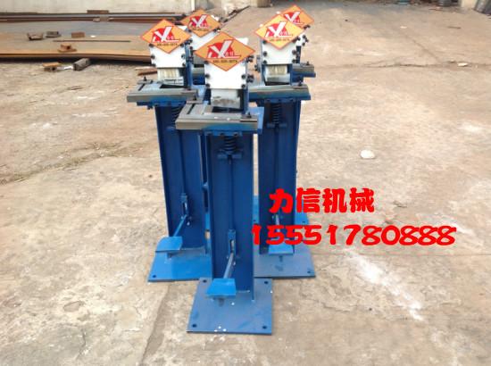上海市Q11-1.5*80脚踏式剪角机 液压剪角机同厂生产