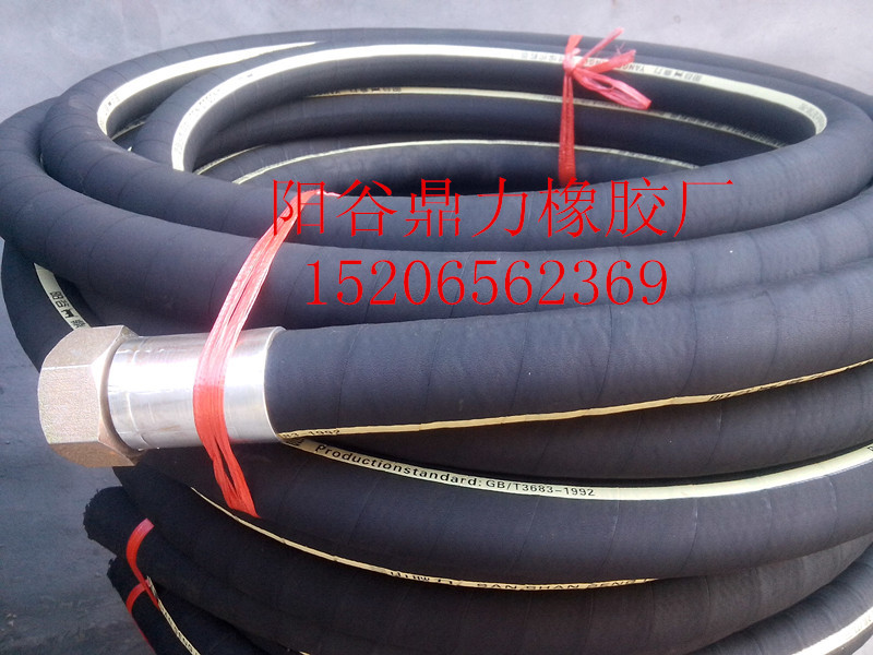 空压机用钢编风管,钢编空气胶管