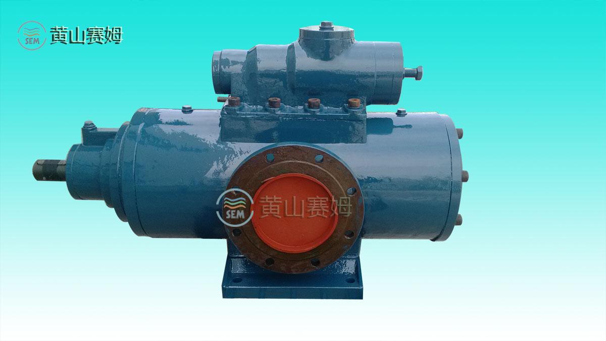 SNH1700R42E6.7W23镀锌线液压系统专用三螺杆泵
