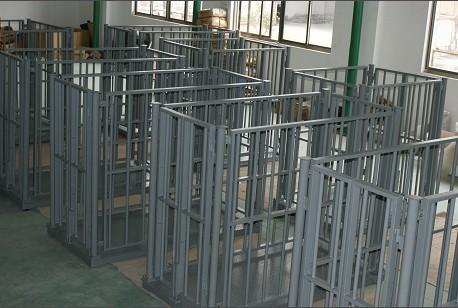 2吨牲畜专用电子秤,2T牲畜平台秤