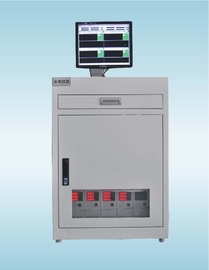 直流风扇全功能测试系统pwm测试仪dc